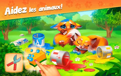 Télécharger ZooCraft: Animal Family APK MOD (Astuce) screenshots 1