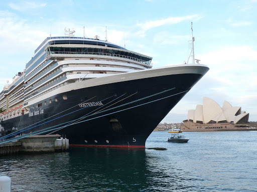 Holland America's Oosterdam sails to Sydney and other ports in Australia.