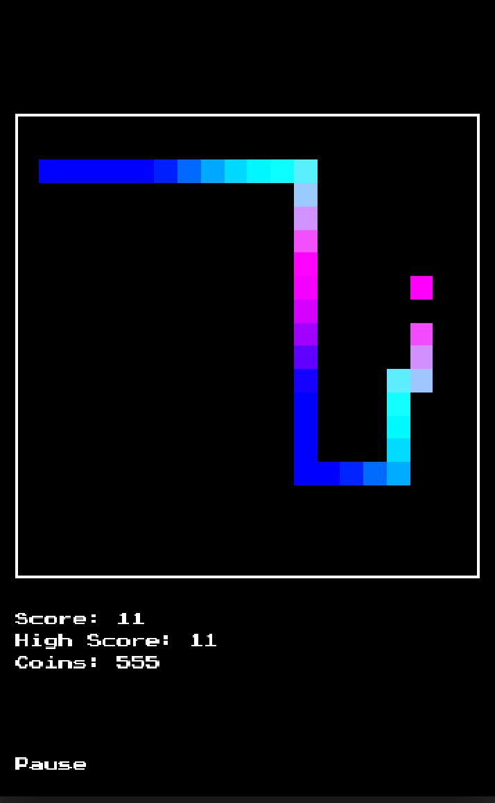 Скриншот Snazzy Snake