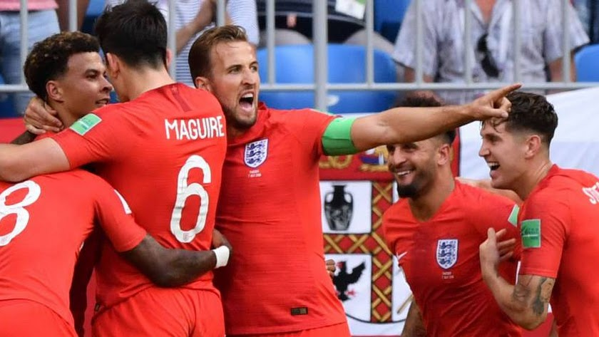Inglaterra vuelve a unas semifinales tras 28 años