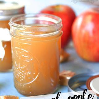 Caramel Apple Moonshine.
