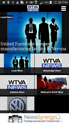 Wtva News Weather