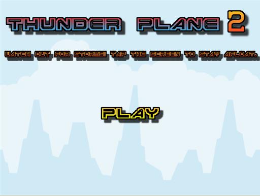 Thunder Plane 2