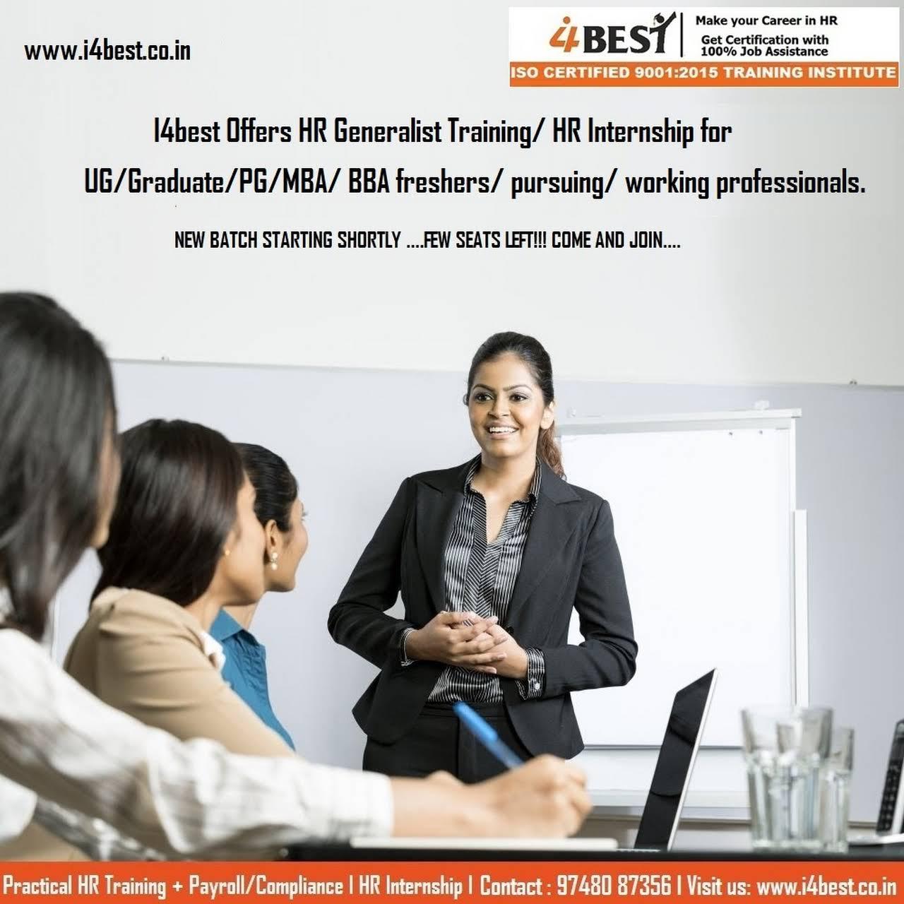 i4best - Institute for Best Employability Skill Training