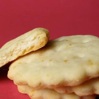 Ritz Cracker Knockoffs (dairy free)