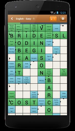 Scanwords for everyone Apk 1