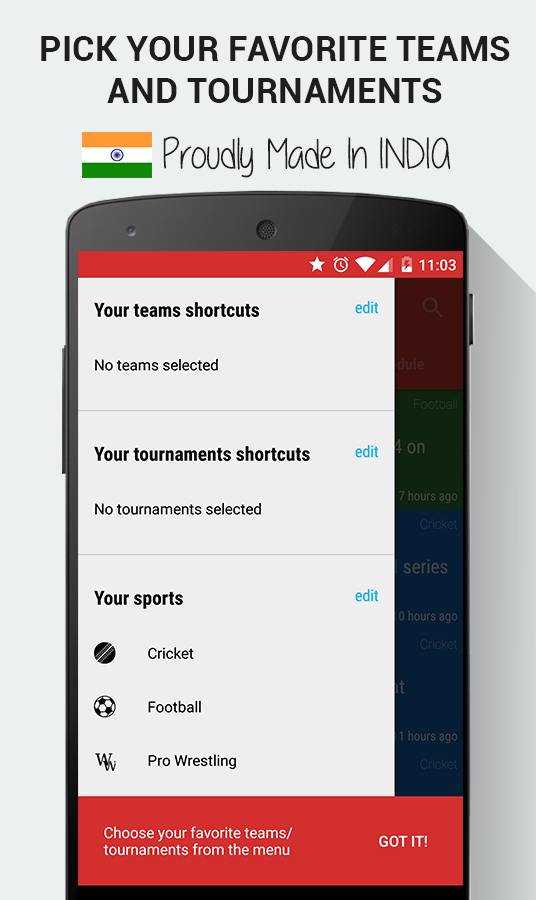 Sportskeeda Live Scores & News- screenshot