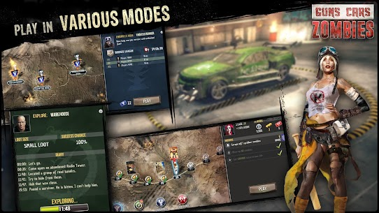 Guns, Cars and Zombies 7