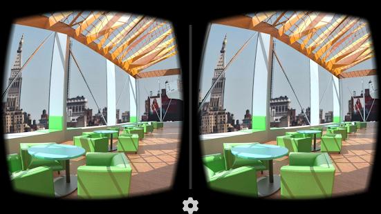 InsiteVR Cardboard 360 screenshot