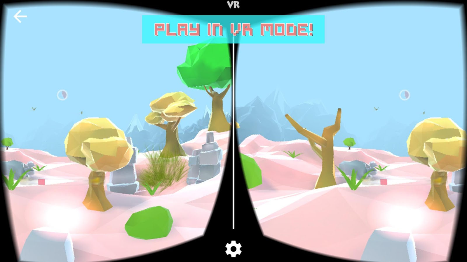 Cyclops Duck Hunt VR- screenshot