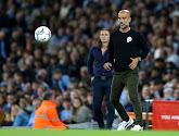 """Guardiola verklapt geheimpje na demonstratie tegen Club:  """"Heb met Vinnie (Kompany) gebeld voor wat tips"""""""
