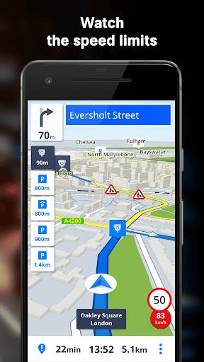 Sygic GPS Navigation & Offline Maps screenshot 2