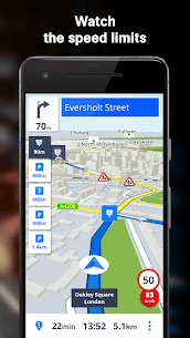 Sygic GPS Navigation MOD APK [Premium Features Unlocked] 18.7.13 3