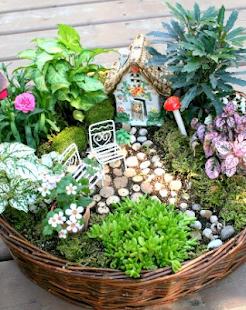 Fairy garden design ideas apps on google play for Xd garden design