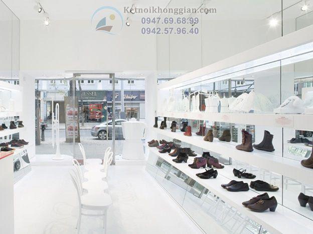 thiết kế cửa hàng ảnh hưởng tới hành vi của khách