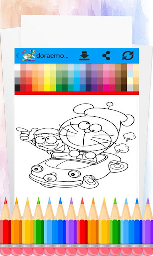 ud83cudfa8 learn coloring pages for u202enou043cearod 1.6 screenshots 8