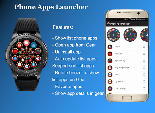 Phone Apps Launcher Provider Pro  image 0