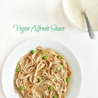 Vegan Alfredo Sauce.