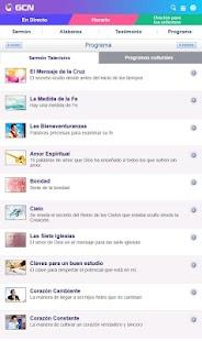 GCN - Español - náhled