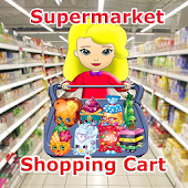 Shopping Cart Kids Supermarket