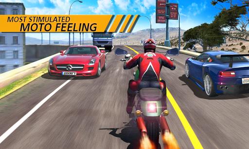 Moto Rider screenshots 1