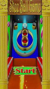3D Skee Ball screenshot 0