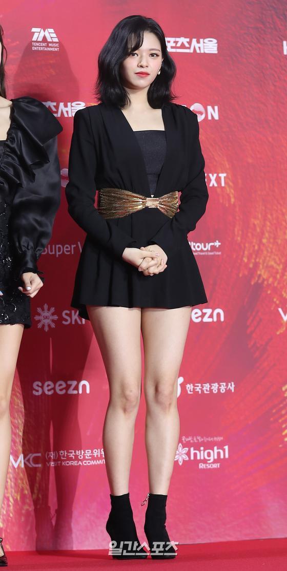 jeongyeon legs 28