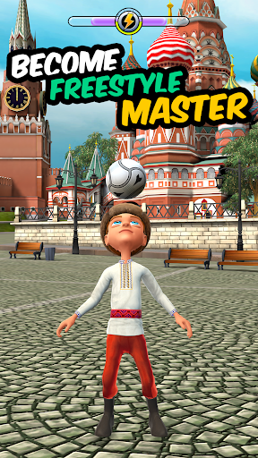 Kickerinho World  screenshots 1