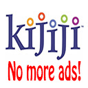 No Kijiji Ads Icon