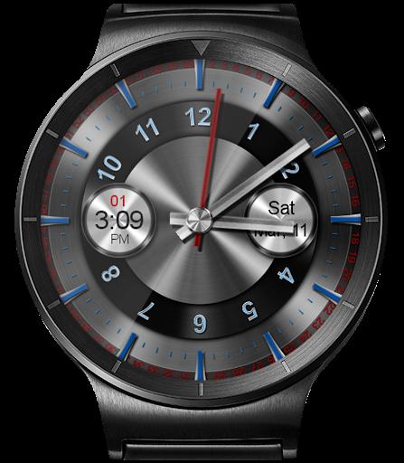 Multi Watch Face & Clock Widget Apk By DeNitE