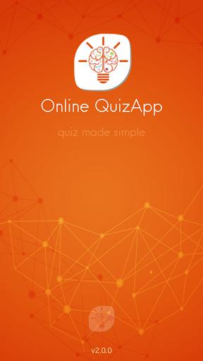 Online QuizApp