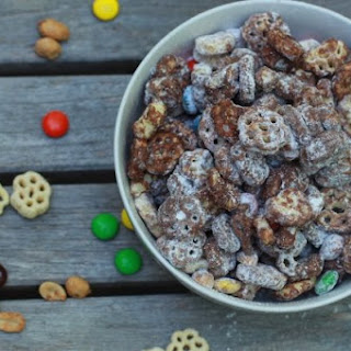Route 66 Road Trip Snack Mix.