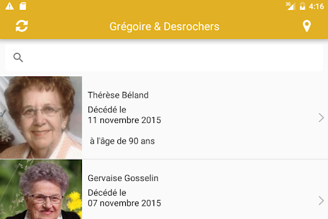 Grégoire & Desrochers- screenshot thumbnail