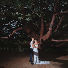 Wedding photographer Tatyana Tatarin (OZZZI). Photo of 24.11.2016