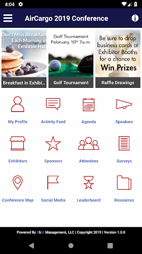 Screenshot for 2019 AirCargo Conference in United States Play Store