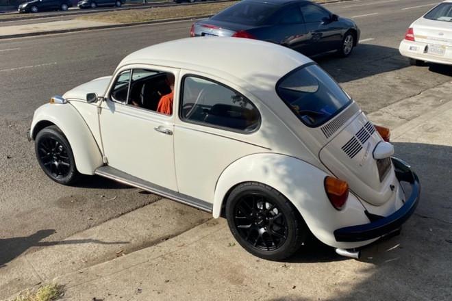 1971 Volkswagen Beetle Hire Los Angeles