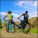 Mad Skills Dirt Track Bicycle Race- Extreme Sports icon