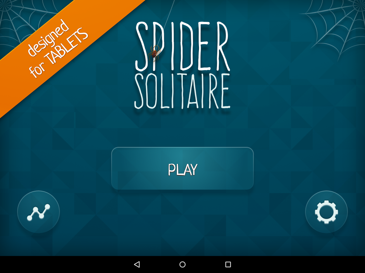 Spider Solitaire Patience free- screenshot