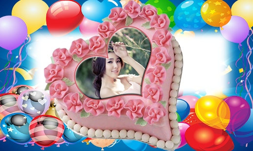 Photos on Birthday Cakes - náhled