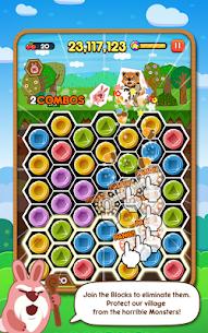 LINE Pokopang – POKOTA's puzzle swiping game! 6