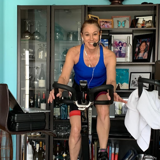 Event-Spin and tone indoor cycling