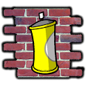 Spray The Wall 3D icon