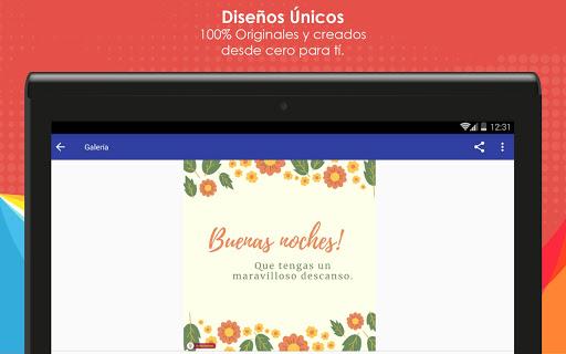 Muy Buenas Noches con Flores 1.0 screenshots 10