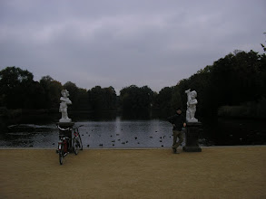 Photo: On the grounds of Schloss Charlottenburg