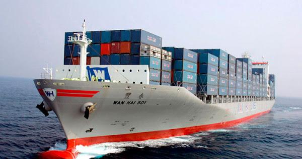 Морские перевозки в контейнерах из Нингбо