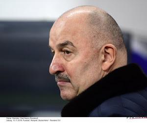 """Le sélectionneur russe craint Lukaku : """"Peu d'équipes savent comment le marquer"""""""