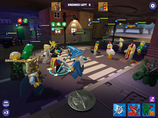 LEGO® Legacy: Heroes Unboxed screenshot 10