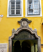 Photo: Geburtshaus: Mozart's birthplace