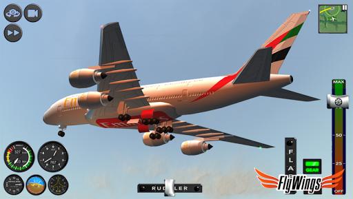 Flight Simulator 2015 Flywings - Paris and France apkpoly screenshots 23