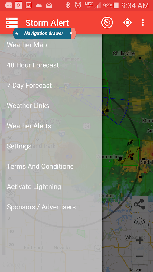 Storm Alert Lightning   Radar  screenshotStorm Alert Lightning   Radar   Android Apps on Google Play. Red Alert Lightning Storm. Home Design Ideas